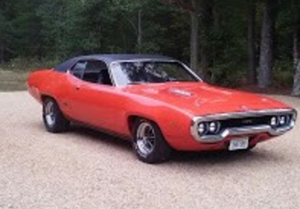 1971 Plymouth Gtx Classics For Sale Classics On Autotrader