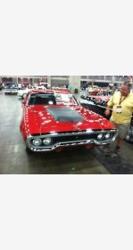 1971 Plymouth Roadrunner for sale 101099106
