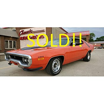1971 Plymouth Roadrunner for sale 101167626