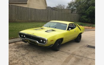 1971 Plymouth Roadrunner for sale 101189222
