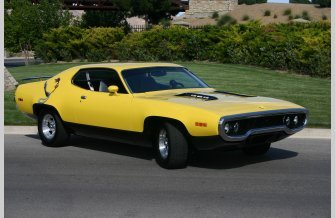 1971 Plymouth Roadrunner for sale 101418319