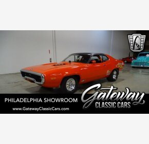 1971 Plymouth Roadrunner for sale 101434617