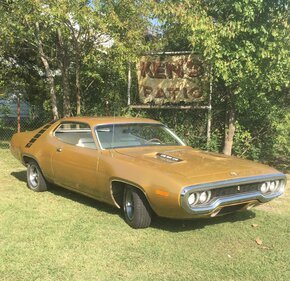 1971 Plymouth Roadrunner for sale 101459696
