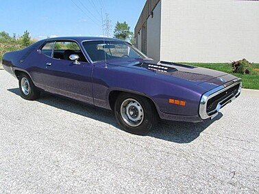 1971 Plymouth Roadrunner for sale 101560524