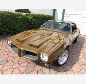 1971 Pontiac Firebird for sale 101003956