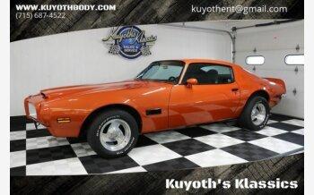1971 Pontiac Firebird for sale 101166014