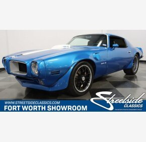 1971 Pontiac Firebird for sale 101358664