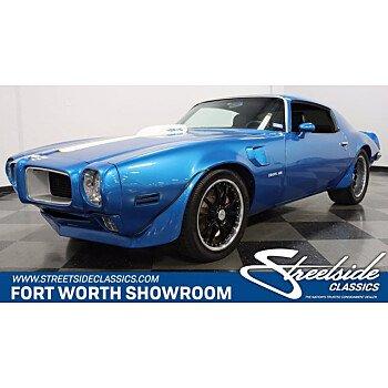 1971 Pontiac Firebird for sale 101358664