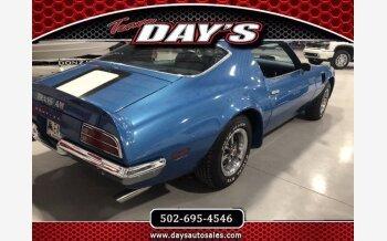 1971 Pontiac Firebird Coupe for sale 101607817