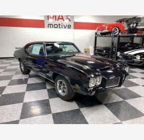 1971 Pontiac GTO for sale 101120500