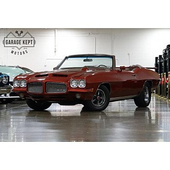 1971 Pontiac GTO for sale 101165977