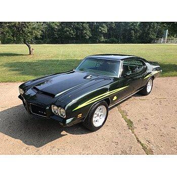 1971 Pontiac GTO for sale 101166228