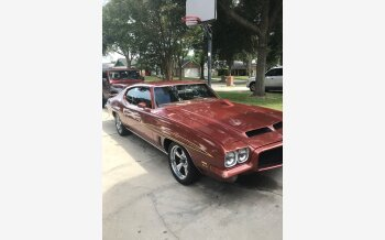 1971 Pontiac GTO for sale 101207715