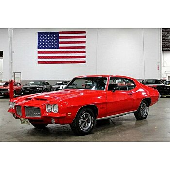 1971 Pontiac GTO for sale 101224712