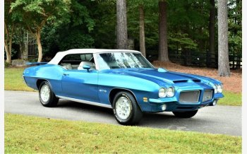 1971 Pontiac GTO for sale 101357211