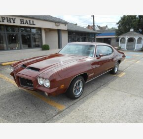 1971 Pontiac GTO for sale 101371141