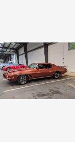1971 Pontiac GTO for sale 101382441