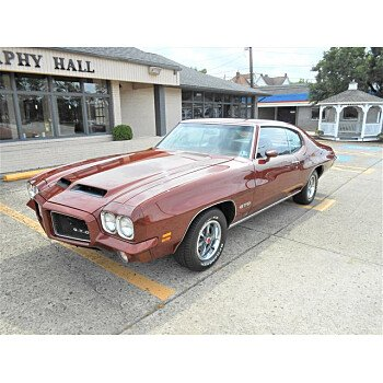 1971 Pontiac GTO for sale 101385281