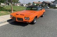 1971 Pontiac GTO for sale 101394267