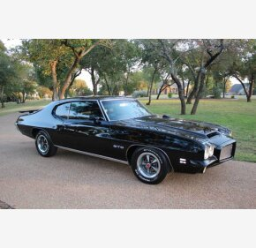 1971 Pontiac GTO for sale 101401077