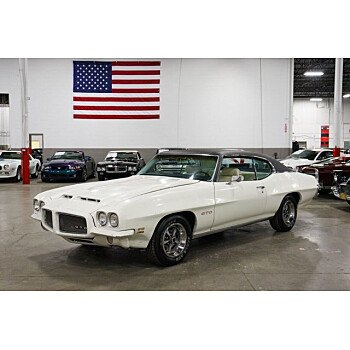 1971 Pontiac GTO for sale 101425958