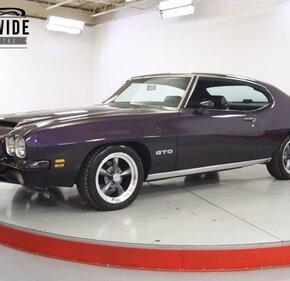 1971 Pontiac GTO for sale 101429647