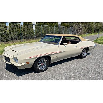 1971 Pontiac GTO for sale 101499209