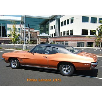 1971 Pontiac Le Mans for sale 101059631