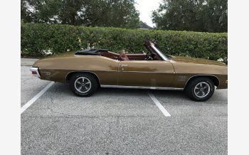 1971 Pontiac Le Mans Sport Convertible for sale 101505716