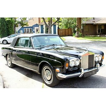 1971 Rolls-Royce Corniche for sale 101125731