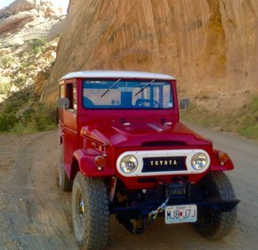 1971 Toyota Land Cruiser for sale 101042723