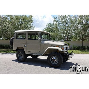 1971 Toyota Land Cruiser for sale 101170091