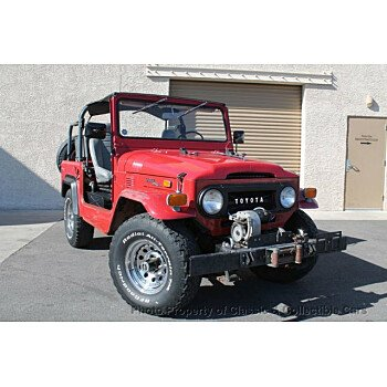 1971 Toyota Land Cruiser for sale 101222964