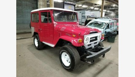 1971 Toyota Land Cruiser for sale 101328260