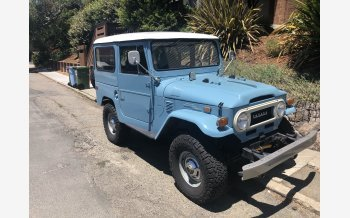 1971 Toyota Land Cruiser for sale 101346035