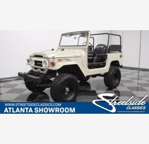 1971 Toyota Land Cruiser for sale 101389033