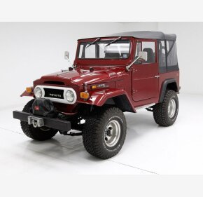 1971 Toyota Land Cruiser for sale 101409884