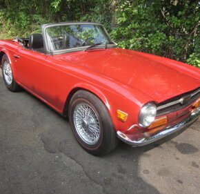 1971 Triumph TR6 for sale 101200332