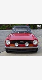 1971 Triumph TR6 for sale 101238077