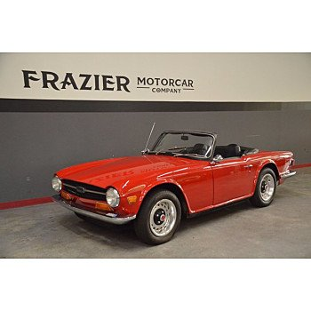 1971 Triumph TR6 for sale 101375658
