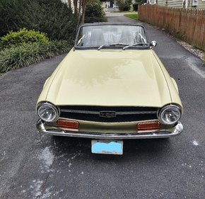 1971 Triumph TR6 for sale 101384749