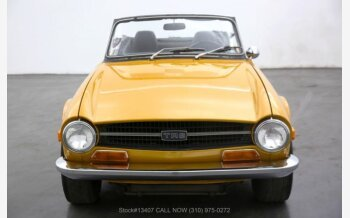 1971 Triumph TR6 for sale 101472242