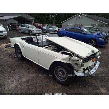 1971 Triumph TR6 for sale 101562082