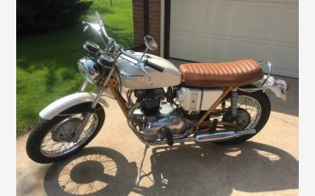 1971 Triumph Tiger 650 for sale 200588567