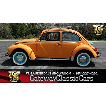 1971 Volkswagen Beetle for sale 100970990