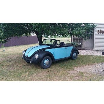 1971 Volkswagen Beetle Convertible for sale 100825228