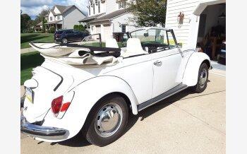 1971 Volkswagen Beetle Convertible for sale 101330316