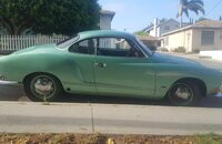 1971 Volkswagen Karmann-Ghia for sale 101014230