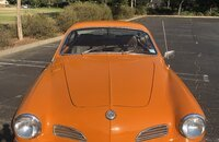 1971 Volkswagen Karmann-Ghia for sale 101016578
