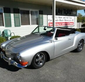 1971 Volkswagen Karmann-Ghia for sale 101086737